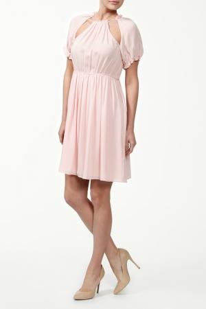 Платье Opening Ceremony. Цвет: розовый