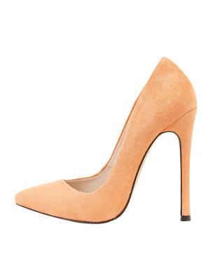 Туфли Alex Mazurin. Цвет: персиковый