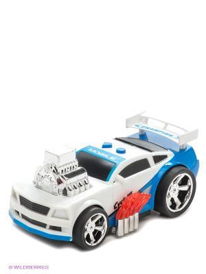 Машина тюнингованная DREAM MAKERS. Цвет: белый, синий