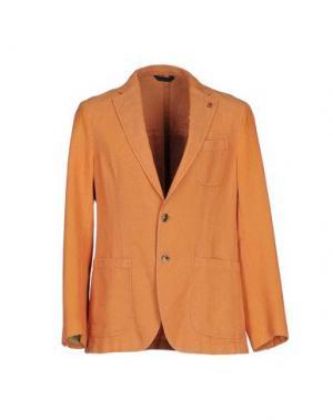 Пиджак SARTORIA LATORRE. Цвет: оранжевый