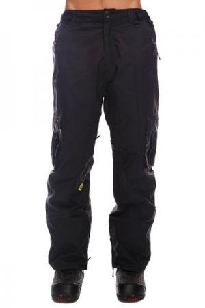 Штаны сноубордические  Master Loose Black Apo. Цвет: черный