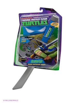Боевое снаряжение Леонардо Playmates toys. Цвет: зеленый