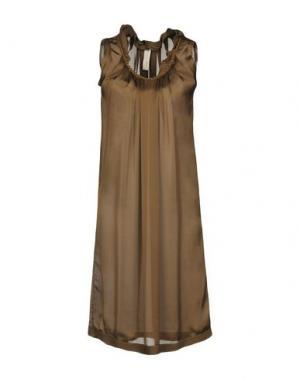 Платье до колена COAST WEBER & AHAUS. Цвет: хаки
