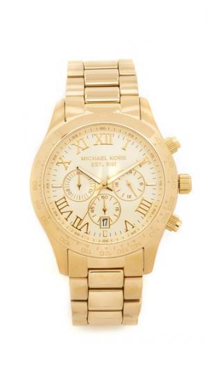 Часы с хронографом Layton Michael Kors