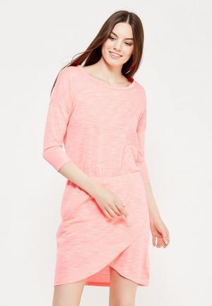 Платье Drywash. Цвет: розовый