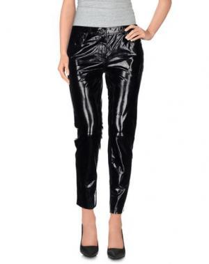 Повседневные брюки AMERICAN RETRO. Цвет: черный