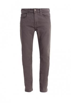 Джинсы Burton Menswear London. Цвет: серый