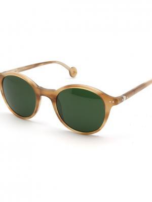 Солнцезащитные очки HS 531S 06 HALLY & SON. Цвет: коричневый
