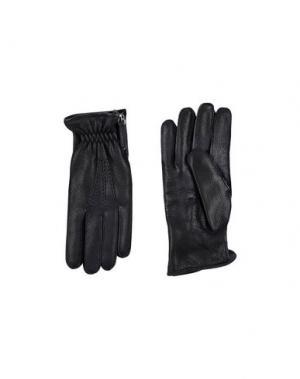 Перчатки WANT LES ESSENTIELS DE LA VIE. Цвет: черный