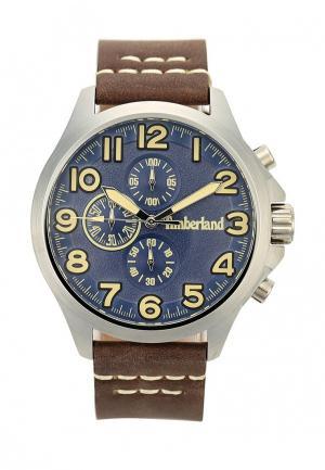 Часы Timberland. Цвет: коричневый