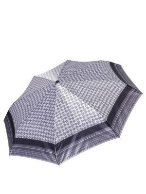 Зонт Fabretti. Цвет: светло-серый