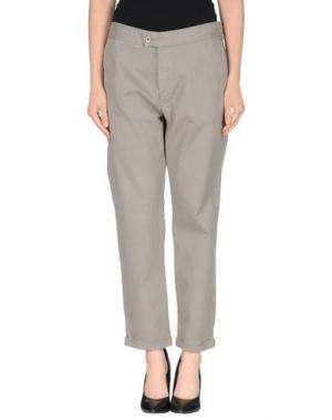 Повседневные брюки ..,MERCI. Цвет: серый