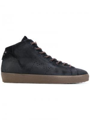Хайтопы Leather Crown M13312213470