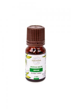 Эфирное масло нероли SIBERINA