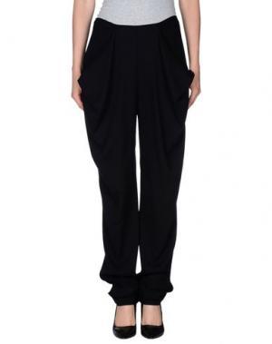 Повседневные брюки TALBOT RUNHOF. Цвет: черный