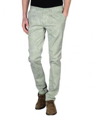 Повседневные брюки EN AVANCE. Цвет: светло-зеленый