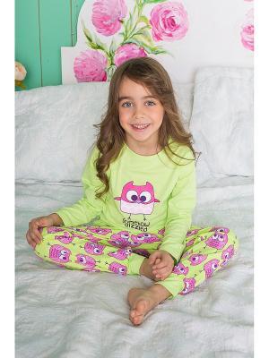 Комплект одежды Sweet Berry. Цвет: зеленый