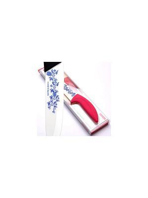 Нож MAYER-BOCH. Цвет: белый, красный