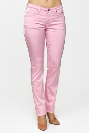 Брюки летние FAY. Цвет: розовый