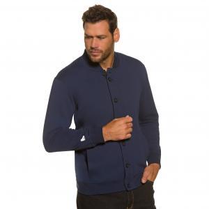 Куртка-свитшот JP1880. Цвет: синий морской