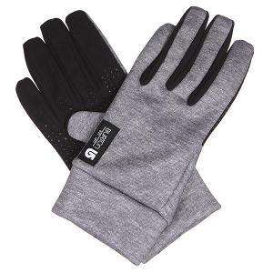 Перчатки сноубордические женские  Wb Touch N Go Liner Heathered Grey Burton. Цвет: серый,черный