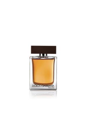 Парфюмерная вода Dolce&Gabbana The One Men, 50 мл DOLCE & GABBANA. Цвет: прозрачный