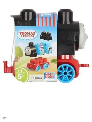 Томас и друзья: паровозики в ассортименте THOMAS & FRIENDS. Цвет: черный, голубой, темно-бордовый