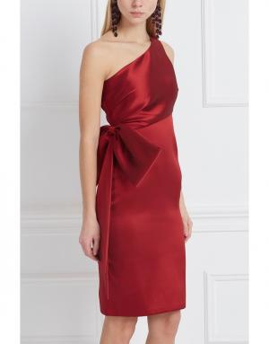 Платье Garnet Audrey Sachin & Babi. Цвет: алый