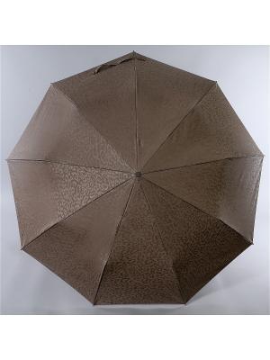 Зонт Zest. Цвет: бежевый,серебристый