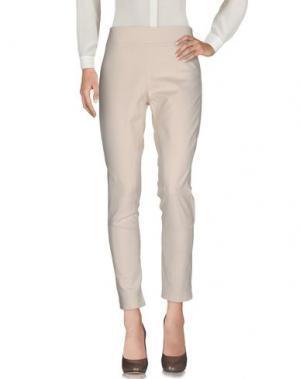 Повседневные брюки KAUFMANFRANCO. Цвет: бежевый