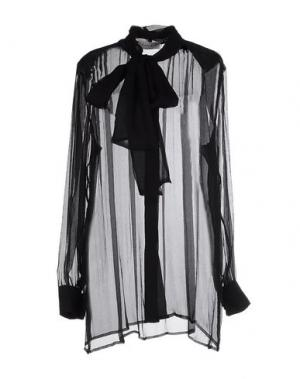 Pубашка DANIELE CARLOTTA. Цвет: черный