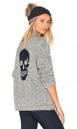 Свитер kat 360 Sweater. Цвет: серый