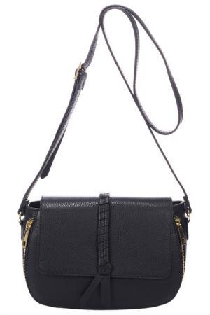 Bag Lisa minardi. Цвет: black