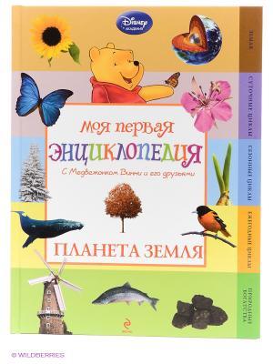 Планета Земля Winnie the Pooh (2-е издание) Эксмо. Цвет: голубой, желтый