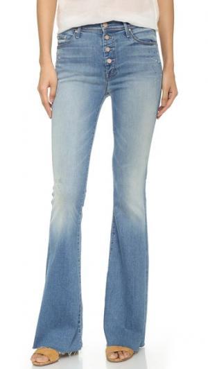 Потрепанные джинсы Pixie Cruiser MOTHER. Цвет: rumor has it