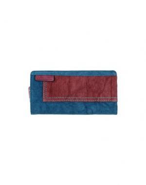 Бумажник VOLUM. Цвет: пурпурный