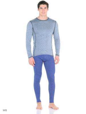 Кальсоны мужские Comazo. Цвет: синий