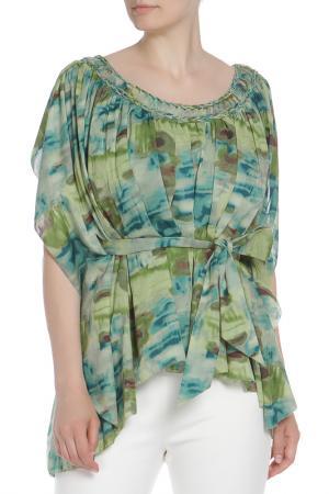 Блуза Catherine Malandrino. Цвет: цветной