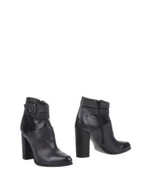 Полусапоги и высокие ботинки FIORIFRANCESI. Цвет: стальной серый