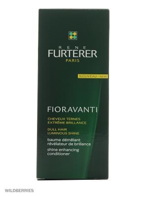 Бальзам для легкости расчесывания и блеска волос Fioravanti, 150мл Rene Furterer. Цвет: прозрачный