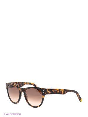 Солнцезащитные очки Rocco by Rodenstock. Цвет: коричневый, оранжевый