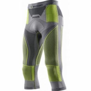 Термо-Штаны X-Bionic. Цвет: iron/yellow