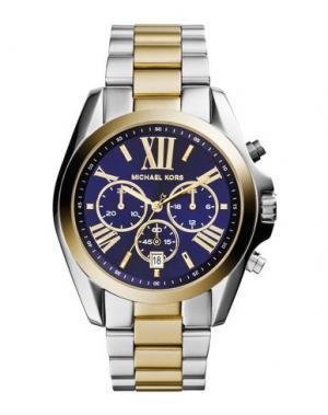 Наручные часы MICHAEL KORS. Цвет: темно-синий