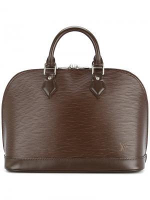 Сумка на плечо Alma Louis Vuitton Vintage. Цвет: коричневый