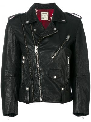 Куртка Liya Deluxe Zadig & Voltaire. Цвет: чёрный