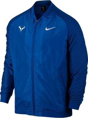 Куртка RAFA M NKCT JKT Nike. Цвет: синий