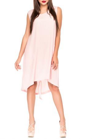Платье Magnet. Цвет: розовый