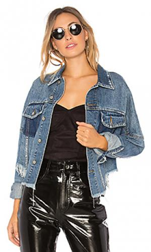 Джинсовая куртка PRPS Goods & Co. Цвет: none