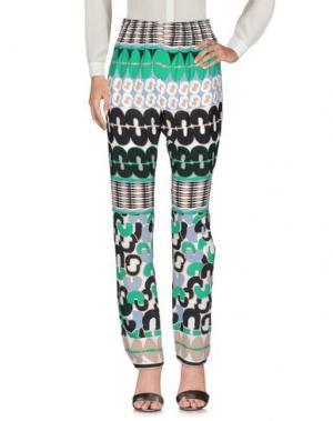 Повседневные брюки ALYSI. Цвет: зеленый
