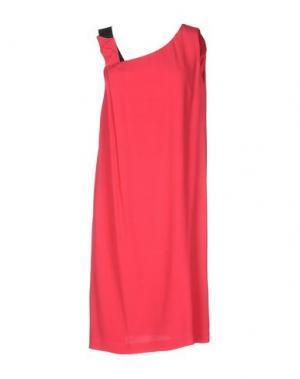 Короткое платье ATTIC AND BARN. Цвет: красный
